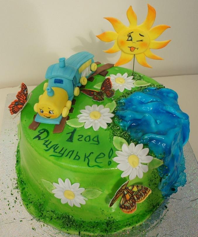 мир сладостей праздничные торты с фото